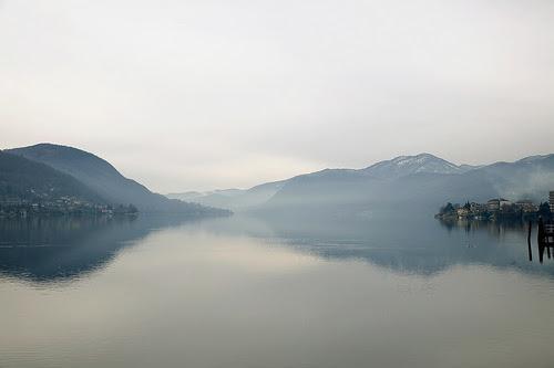 Lake Orta in Winter