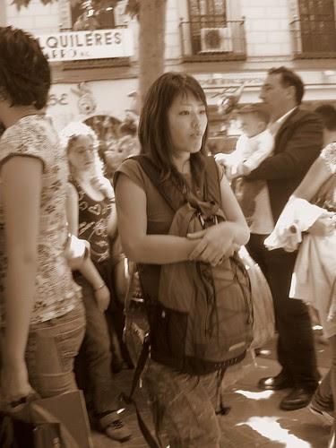 Soul Travelling Alone Overseas