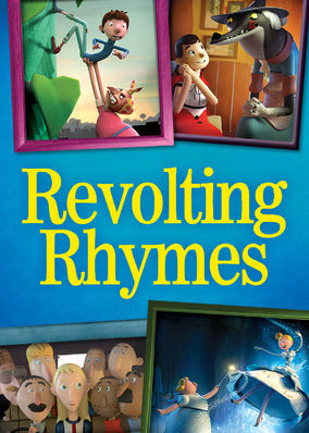 Revolting Rhymes - Season 1