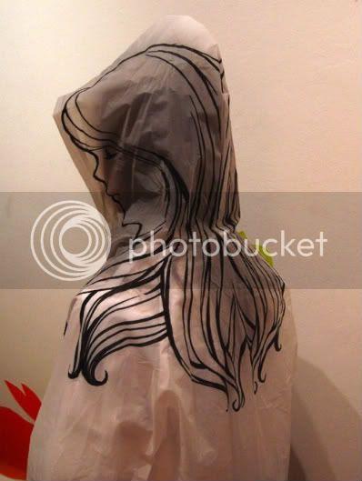 Plastic Raincoat by Gene HO 1