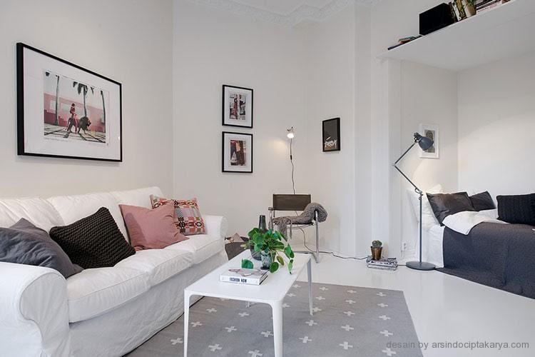 88+ Gambar Desain Kamar Apartemen Kecil HD Terbaik Download Gratis