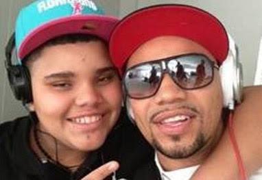 Naldo lança filho como cantor de funk - Reprodução Instagram