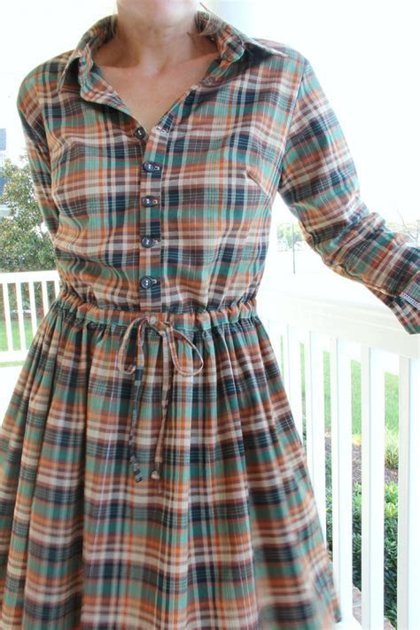 Long Sleeve Shirt Dress DIY   The Sewing Rabbit
