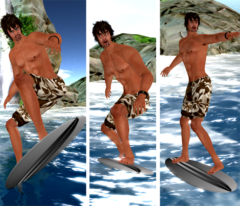 NEW! Adorkable Wave Riders