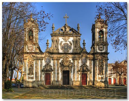 Igreja do Senhor de Matosinhos by VRfoto