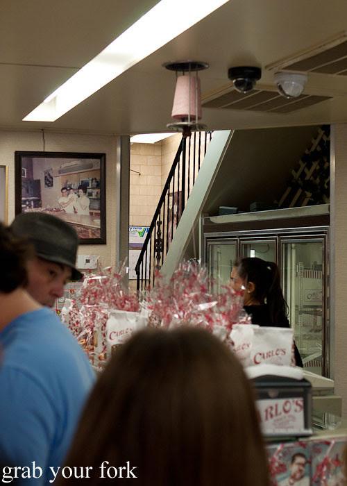 staircase carlo's bakery cake boss buddy valastro new jersey