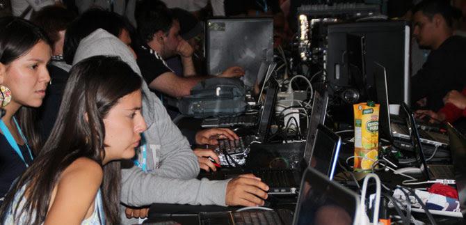 Campus Party de Cali es testigo de la creación de novedosas aplicaciones