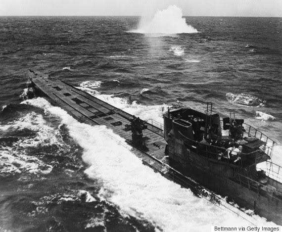 nazi submarine