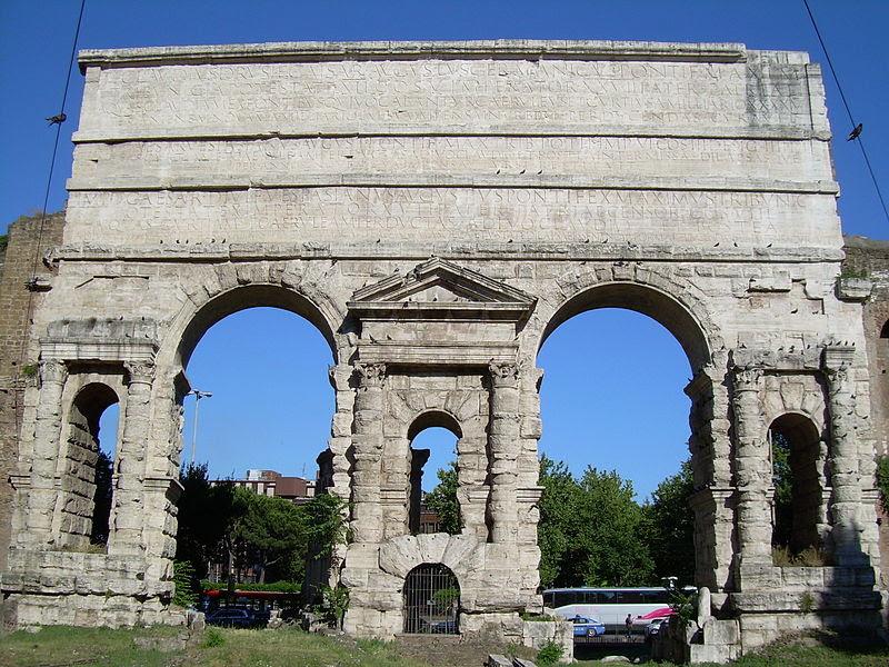 File: Porta Maggiore Roma.JPG