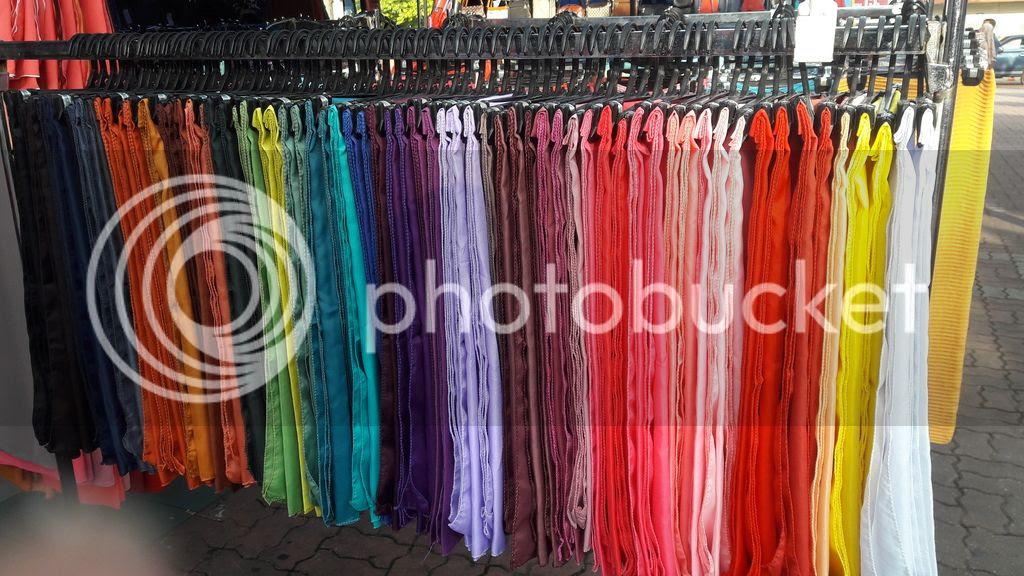 warna tudung