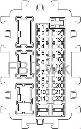 10 17 Infiniti Qx56 Qx80 Fuse Box Diagram