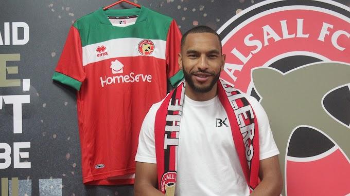 Walsall to Sign Harrogate Town Winger Brendan Kiernan