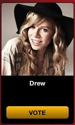 Vote Drew: The X Factor™ Experience on Twitter