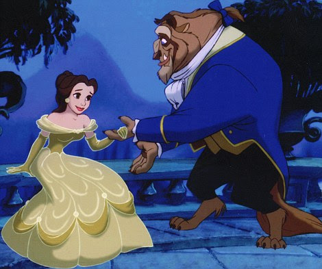 Renaissance-style Chateau de Chambord in the Loire Valley in France was the basis for The Beast's palace in this classic Disney film