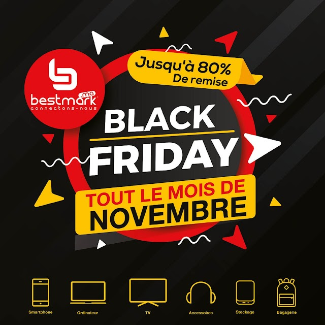 Catalogue Bestmark Black Friday Novembre 2019