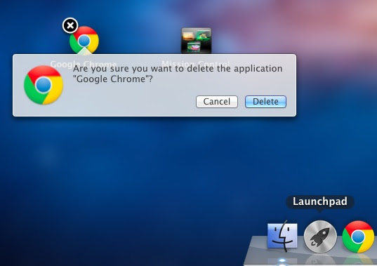 Uninstall a Mac App