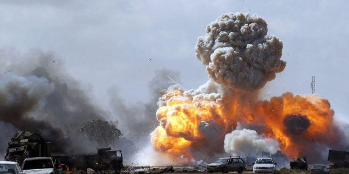 La guerra non è un incidente, né una fatalità, ma il risultato di un sistema economico predatorio e ingiusto