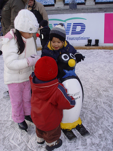 ice penguin