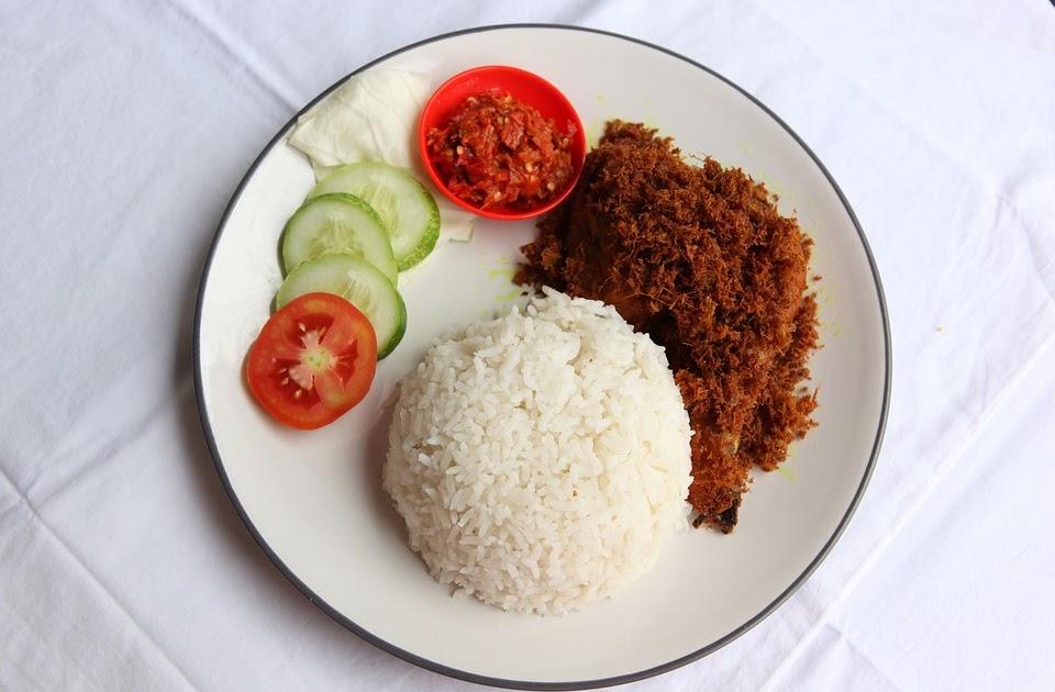 Gambar Nasi Ayam Penyet 2021