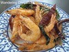 Tom Rang Muoi (Vietnamese Shrimp Fried with Salt) 1