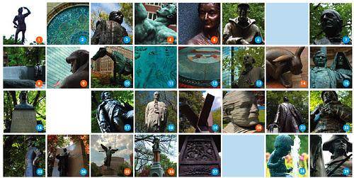 Public Art Walk Boston 1-29