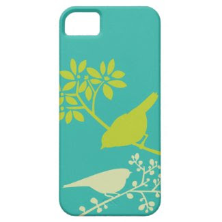 Colorful Birds Custom iPhone Case iPhone 5 Cases