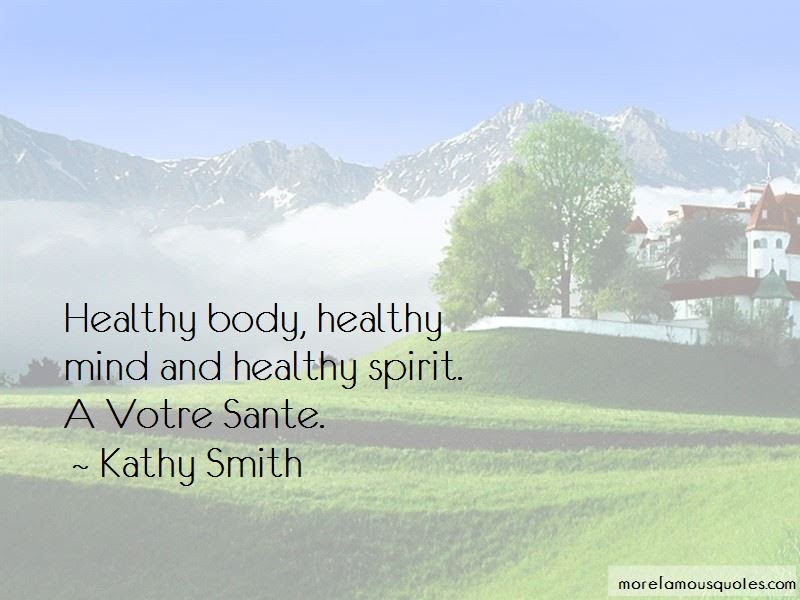 Quotes About Healthy Mind Body And Spirit Top 5 Healthy Mind Body