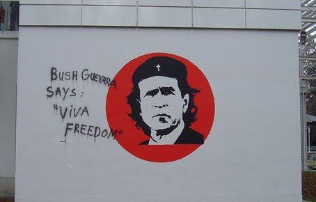 Imagen del Bush Guevara