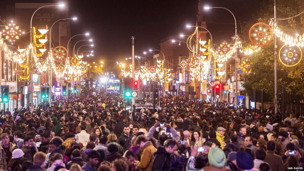 Diwali Leicester