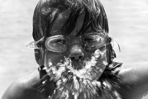 Pescadito, aprendiz de pez. by JoanOtazu