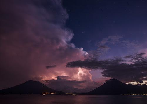la belleza y la tormenta