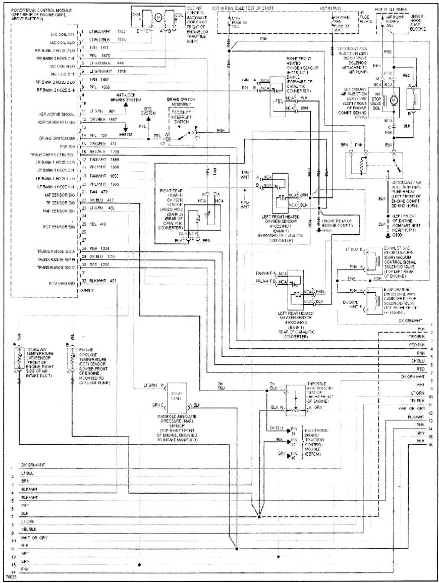 96616d6 1969 Camaro Engine Wiring Harness Diagram Wiring Library