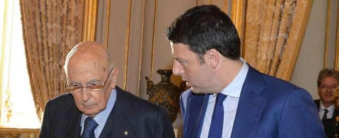 """Referendum costituzionale, Napolitano: """"Campagna partita male, ha favorito il no. Renzi ha capito gli errori"""""""