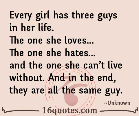 Girl Quotes For Guys Automobilistmetpit