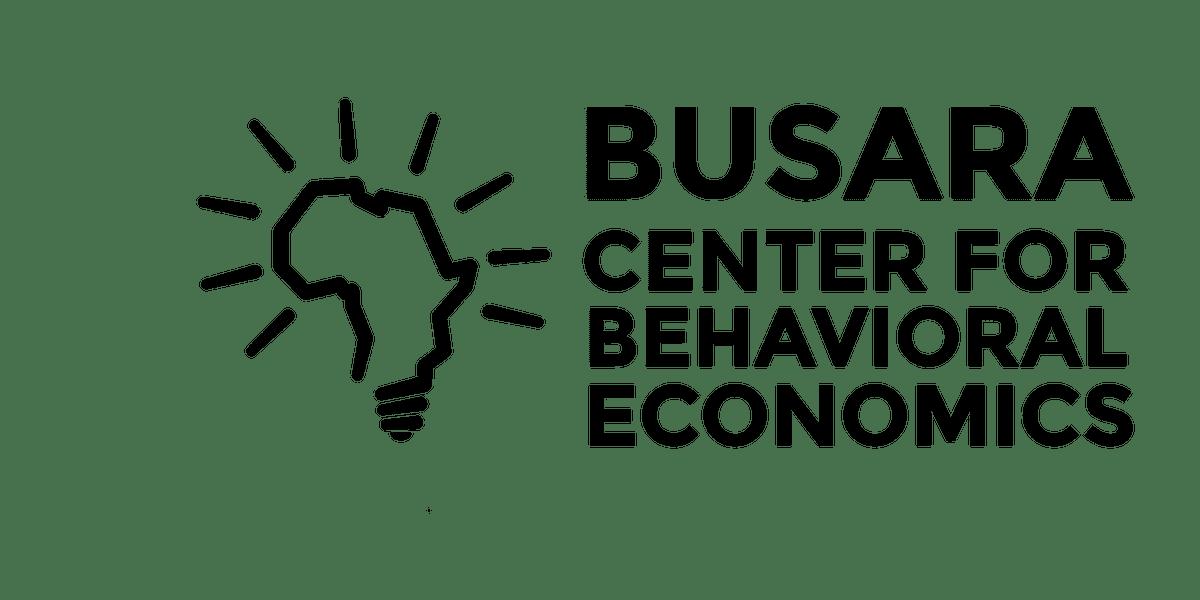 Analyst at Busara Center for Behavioral Economics Nigeria