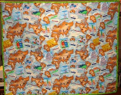 quilt back without label