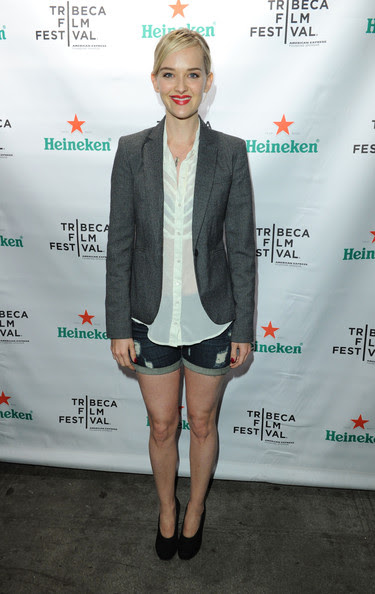 Jess Weixler - Tribeca Film Festival 2012 After-Party For Free Samples, Hosted by Heineken, At Liberty Hall - 4/20/12