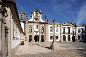 Convento de Santo António dos Capuchos, Guimarães, Portugal