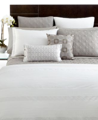 Hotel Collection Finest Embroidered Frame Bedding Collection ...
