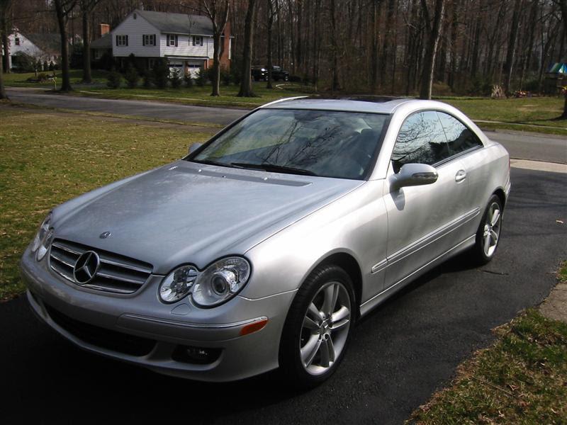 2006 Mercedes-Benz CLK350 Coupe 1/4 mile trap speeds 0-60 ...