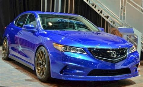 acura tl type   review cars studios