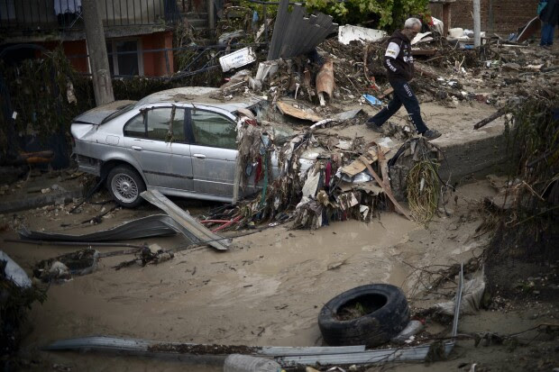 bulgaria inundatii
