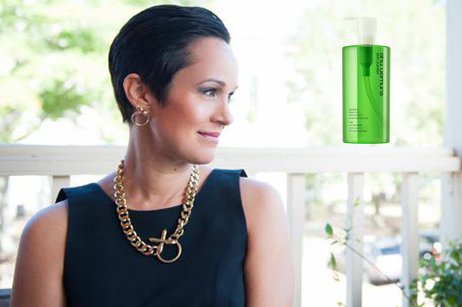 You Complete Me: Anne-Marie Varnell's Cleansing Oil