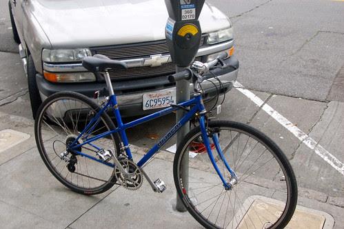 Bike on the Meter