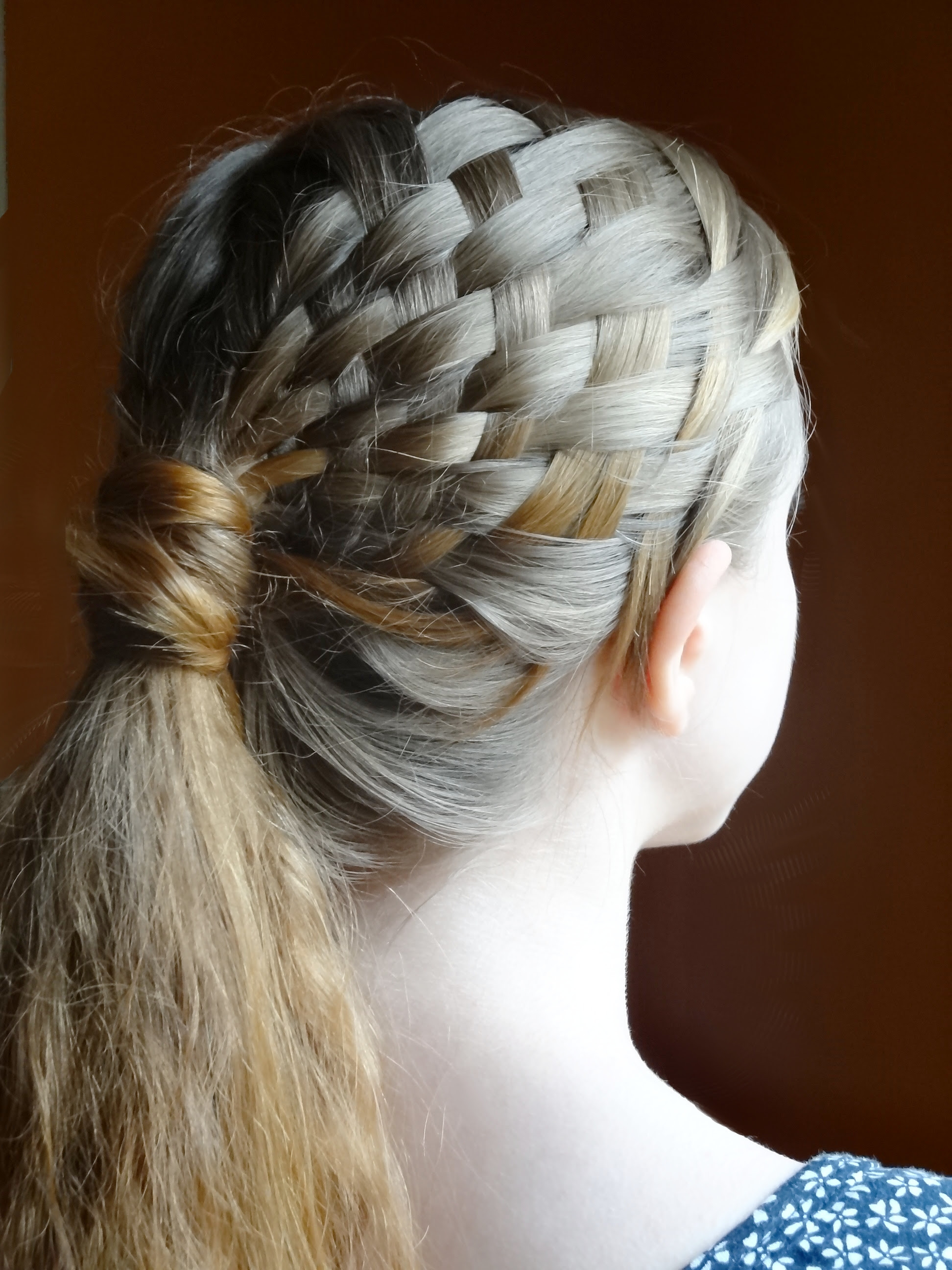 Frisur Affenschaukel Anleitung Damenfrisuren