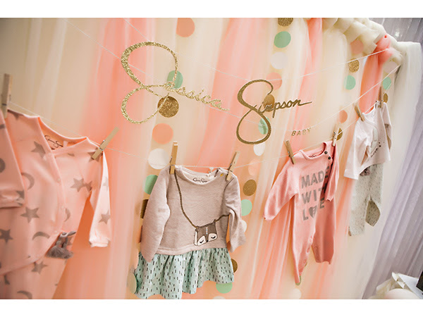 Jessica Simpson Fall Baby Collection 2