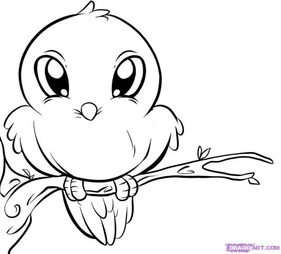 Get This Printable Cute Coloring Pages for Preschoolers ...