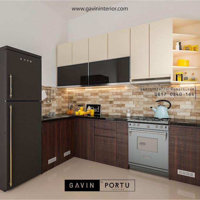 Contoh Interior Dapur Ukuran 3x4 | Ide Rumah Minimalis