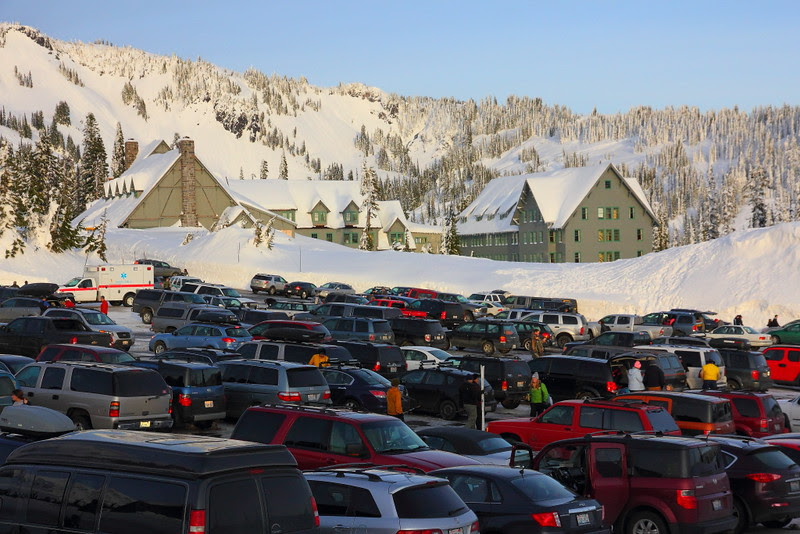 IMG_0695 Paradise in Winter, Mount Rainier National Park