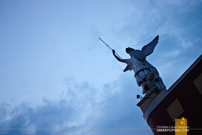 St. Michael the Archangel at Iligan City's Pink Cathedral